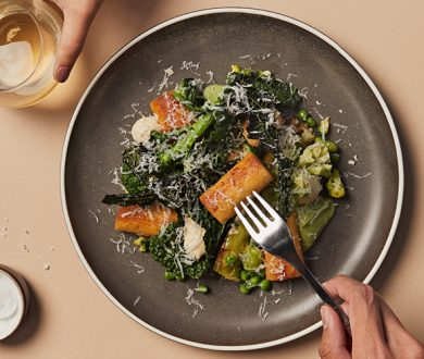 This Potato Gnocchi recipe from Jervois Steak House is a vegetarian delight