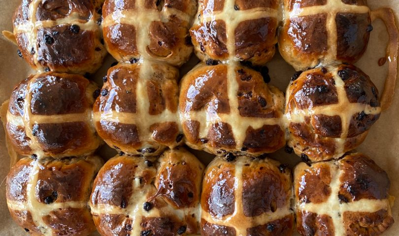 The Hot Cross Bun recipe to get you back into the Easter spirit