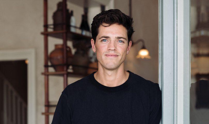 Meet the freshest face of Auckland dining, Hugo Baird