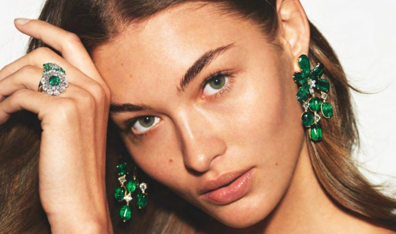 The bold and the beautiful. Jewellery that lets you sparkle on the inside