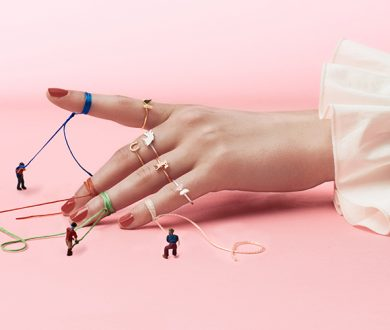 Bring fantasy to your fingers with Karen Walker's latest jewellery collection