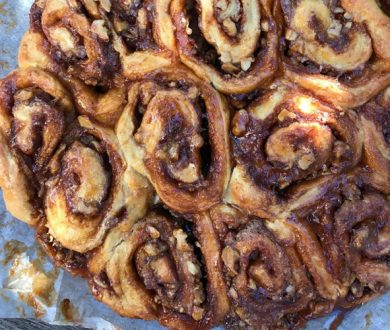 The satisfying cinnamon scroll recipe that's better than the rest