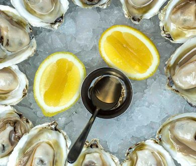 Indulge in Bluff oysters at home with these kitchen essentials