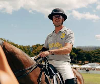 A cracking day at the Urban Polo with Denizen and Perrier-Jouët