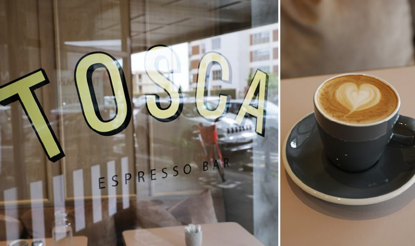 A new espresso bar has opened in the heart of Remuera