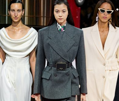 Four of the biggest trends from the Fall 2020 Ready-to-Wear collections