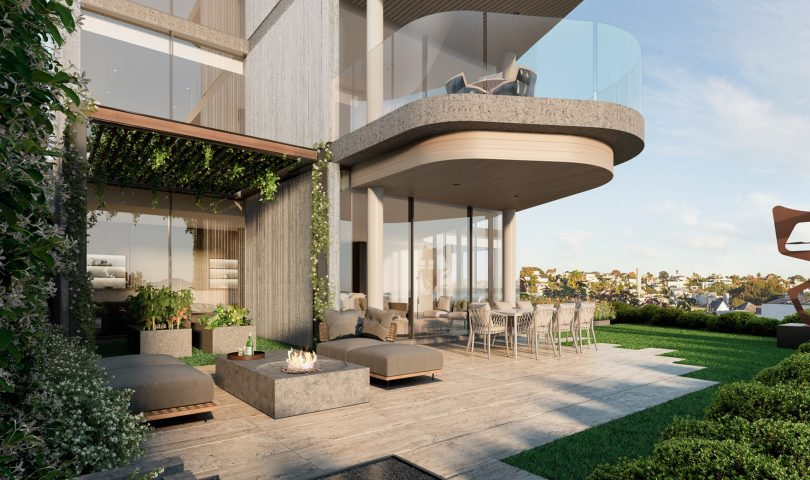 New complex Sonata is making a strong case for apartment living