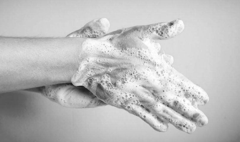 Why handwashing with soap is better than sanitiser