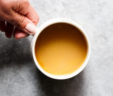 The simple bone broth recipe your immune system needs right now
