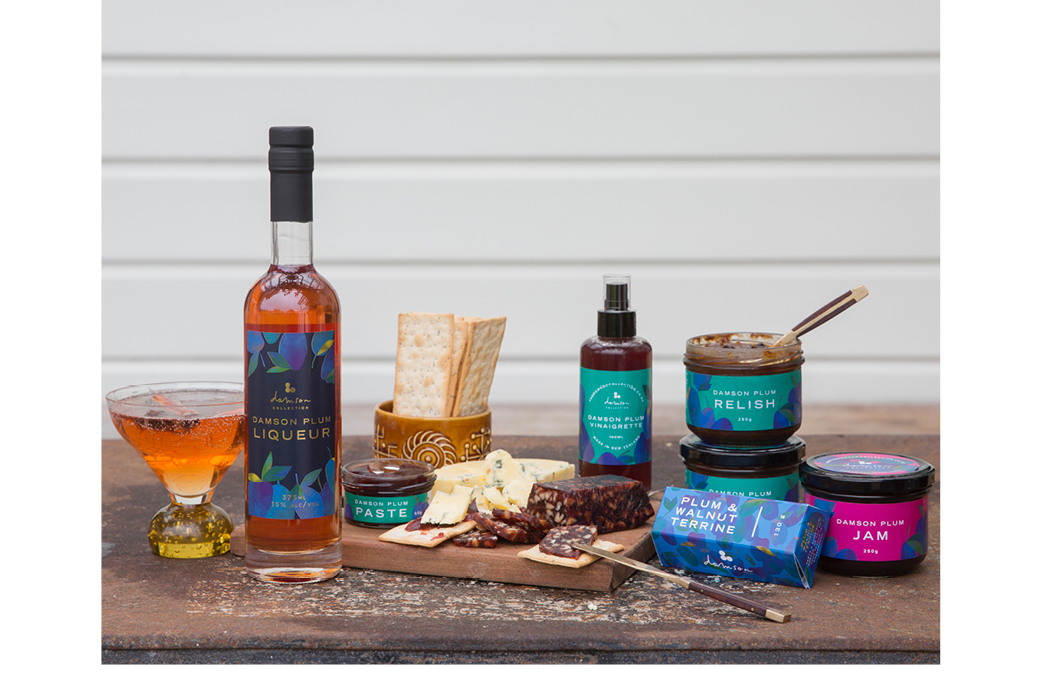 The Damson Collection