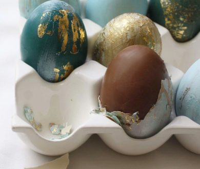 The simple chocolate Easter Egg recipe that can't wait until Sunday
