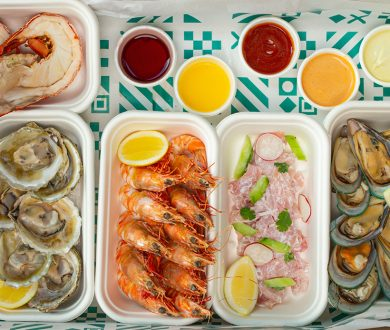Takeaway food, but not as you know it, these are the city's best