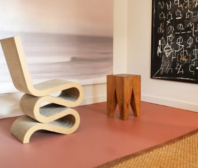 These inspired projects are positioning painted floors as the ultimate modern design detail