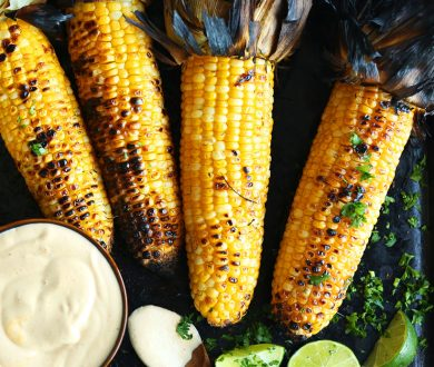 Four unique ways to take corn on the cob from basic to brilliant