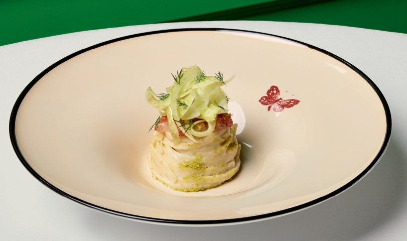 Try this Linguine with Fennel Cream recipe from Gucci and taste true Italian style