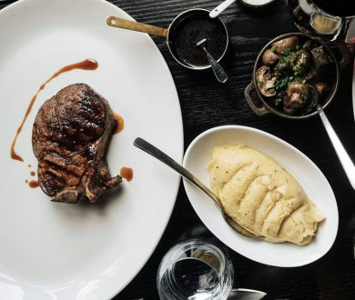Win a spectacular Sunday night family dinner from Jervois Steak House