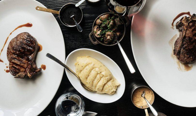 Win a spectacular Sunday night family dinner from Jervois Steak House