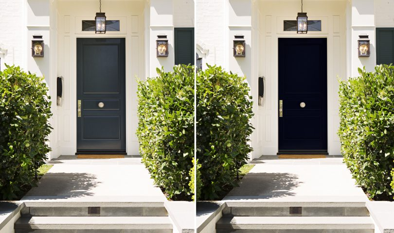 The colours to paint your front door for wealth, energy and neighbour approval