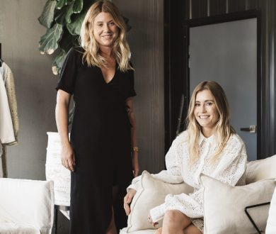 Getting To Know: the founders of Sir The Label, Nikki Campbell and Sophie Coote