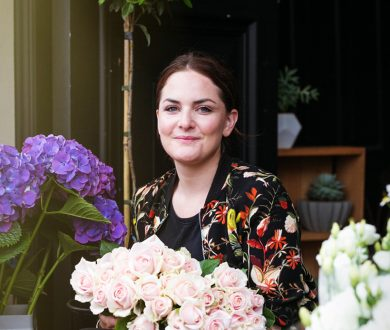 Florist Millie Austin from La Femme Fleur on High Fidelity and hip hop