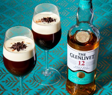 This delicious combination of Whisky and coffee is destined to be your weekend elixir