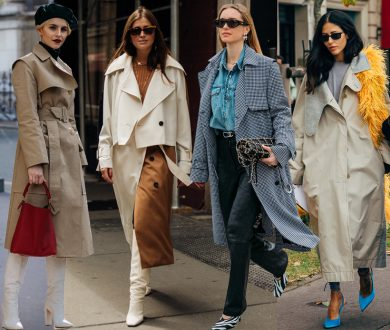 Why every wardrobe needs a trench coat – from cool classics to modern updates