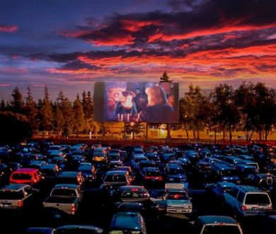 Drive-in movies are back, we have your chance to enjoy this nostalgic pastime
