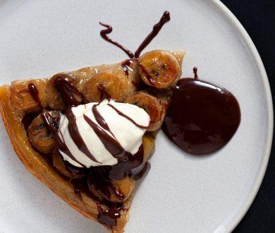 This delicious recipe for Banana Tarte Tartin is a guaranteed winner