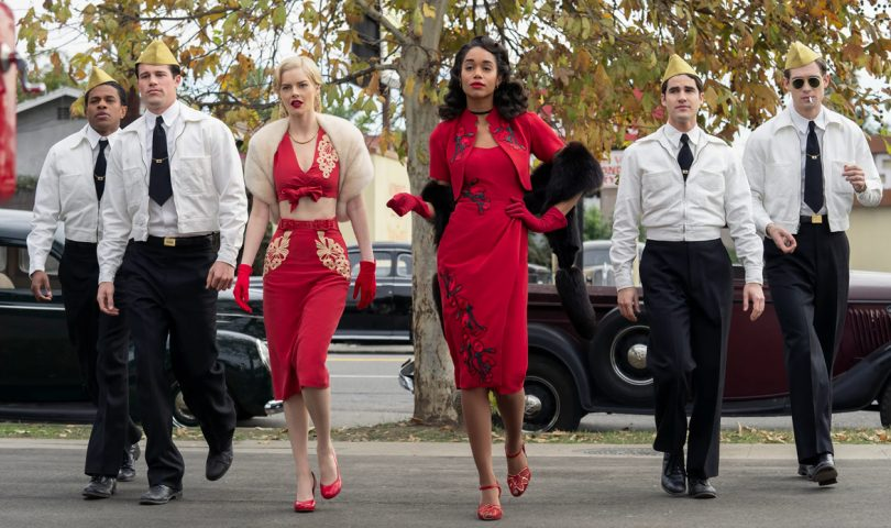 The characters that have us hooked on Netflix's new hit show Hollywood