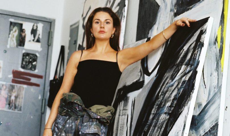 Win: A limited edition artwork by New York-based Kiwi artist Natasha Wright