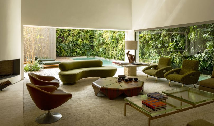 See an iconic eighties home transformed into a chic modern marvel