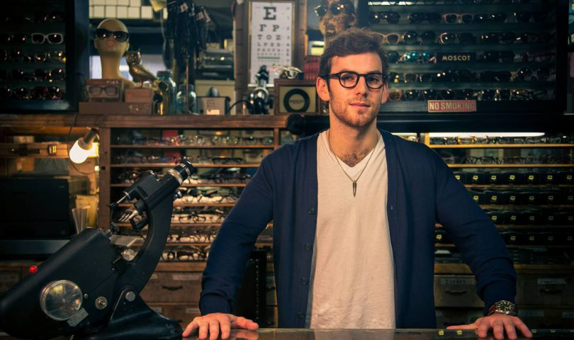 New York optical heir Zack Moscot reveals the perfect spectacles for every face