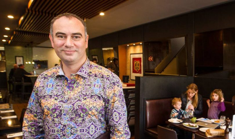 Prego general manager Brandon Lela'ulu on jazz and cheese souffles