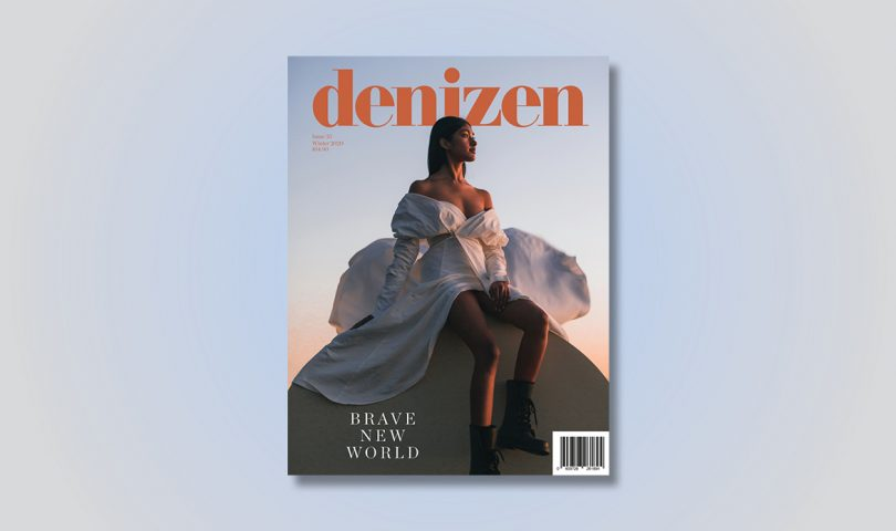 Our brand new Denizen winter issue is here, celebrating all things local