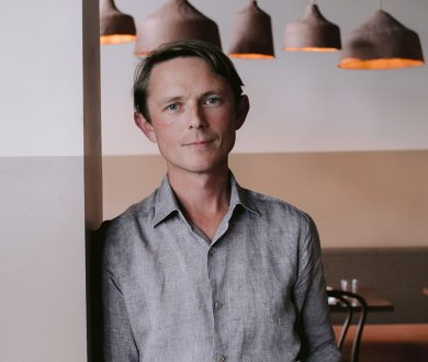 Andiamo restaurant manager Benjamin Mardle on Gordon Walters and interstellar space