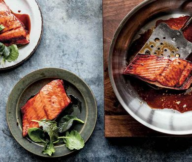 The simplest recipe for creating tasty Teriyaki Salmon at home