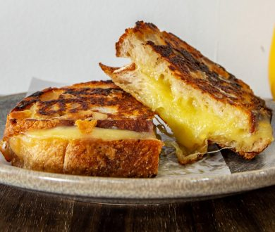 Satisfy that grilled cheese craving with this K'Rd diner's tasty sandwiches