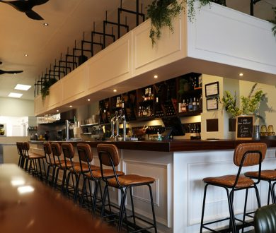The North Shore welcomes Pym's of Milford, a cosy new bar and eatery