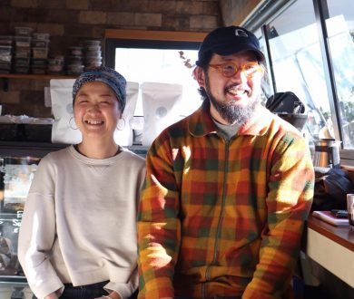 Coffee Pen cafe's Yasuji and Fumi Hisai on fishing and records