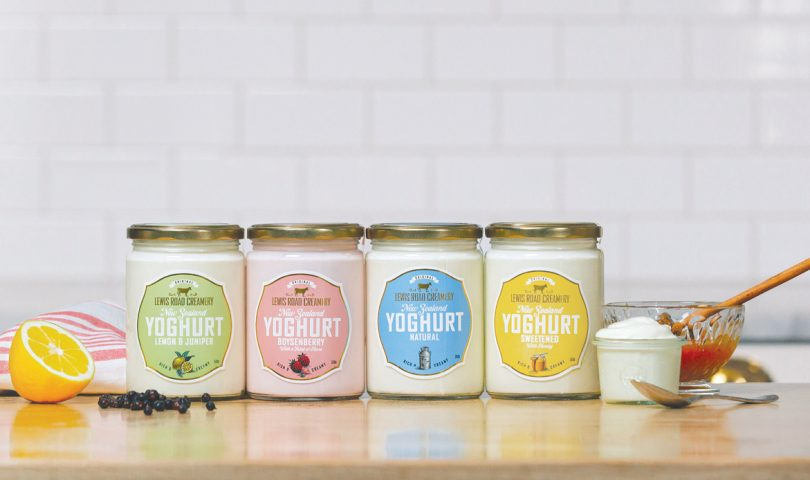 Lewis Road Creamery has just launched a game-changing new product