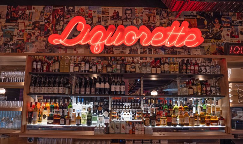 Liquorette is the cheeky new cocktail counter you need to visit