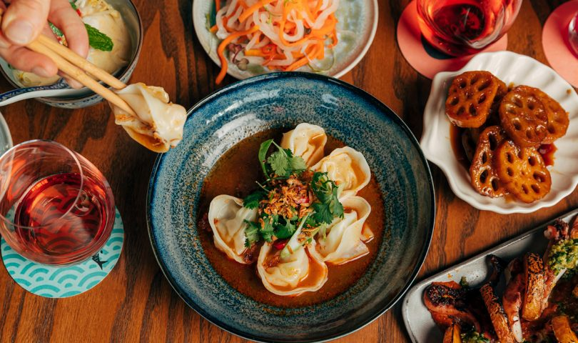 The Poni Room is the all-day Asian-inspired eatery bringing big flavour to Commercial Bay