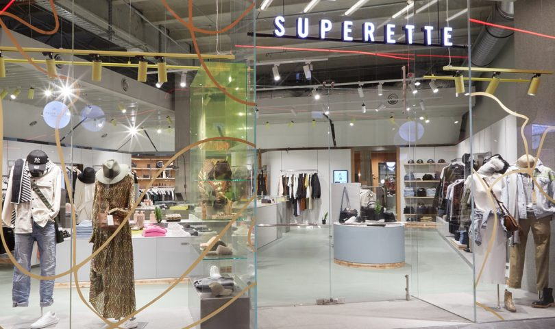 Our favourite fashion concept store leads the charge with their enticing new boutique
