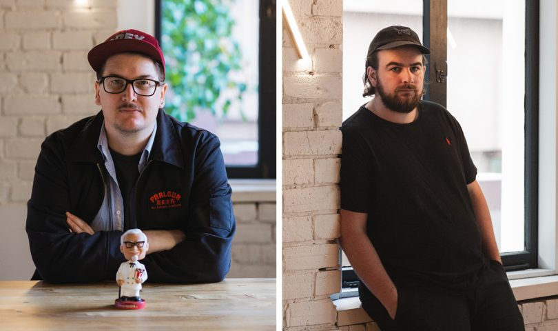 Kyle Street and Jordan MacDonald of Culprit and Lowbrow on food, favourites and the future