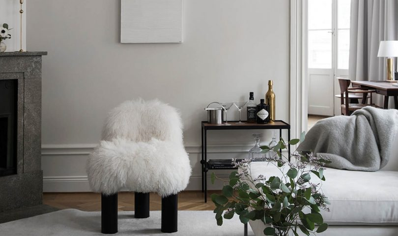 Fuzzy Logic: This furniture trend takes cosy to the next level