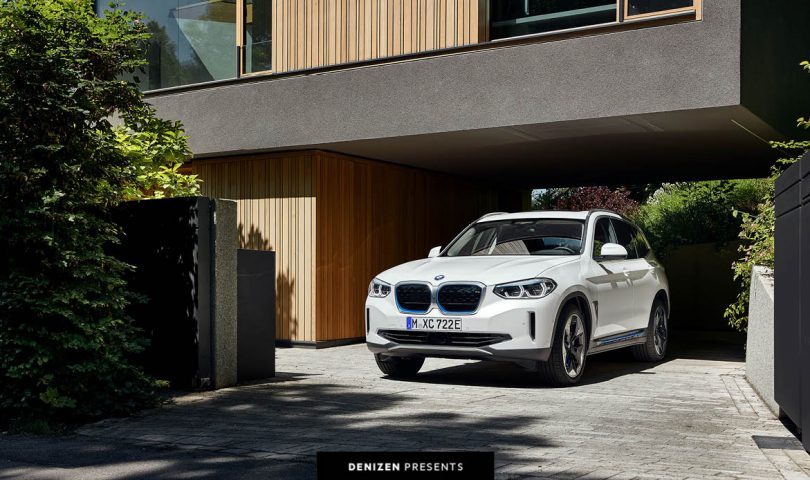 With a new breed of electric vehicles, BMW is steering the planet towards a better future