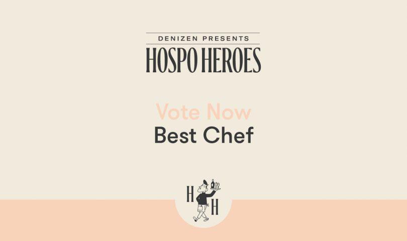 Denizen Hospo Heroes: Discover the shortlist for Best Chef