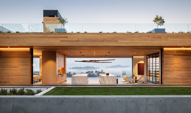 This awe-inspiring home is a luxurious monument to Los Angeles living