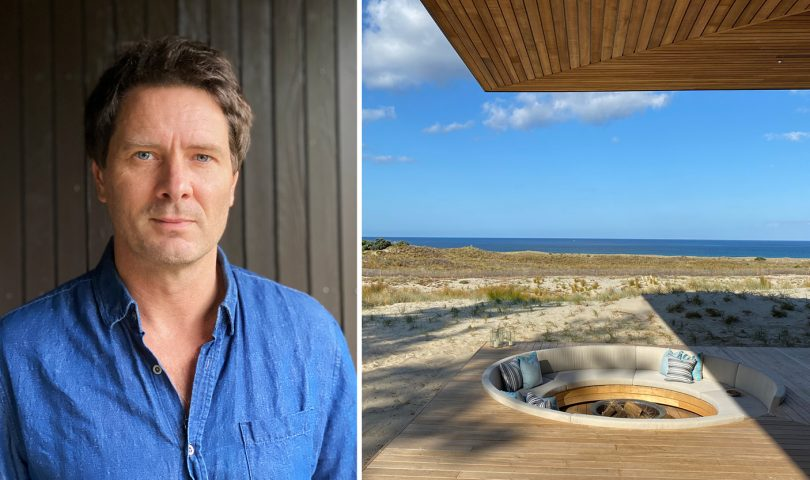 Architect to know: John Irving on curveballs, courtyards and the one thing every house should have