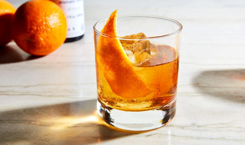 This tequila Old Fashioned recipe is a cheeky twist on a classic